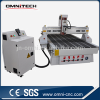 OMNI High quality 4x8 ft cnc router 1325 machinery for wood,3d cnc carving machine for furniture door