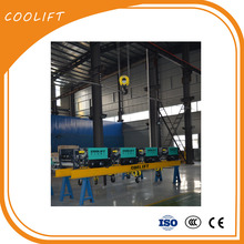 COOLIFT 0022 12.5 ton high double girder Double speed kito used 100kg electric chain hoist