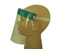 Disposable eye shield, protective safety eyewear for surgery splash