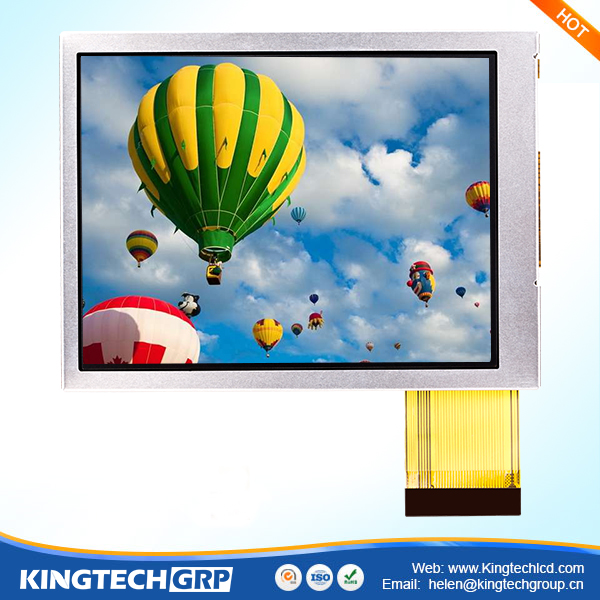 "transflective 40 pin digital 640RGB*480 DOTS ips 3.5""tft lcd display"