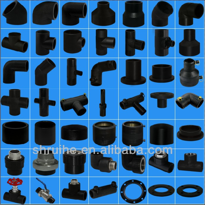 Hdpe and pipe fitting dimensions buy
