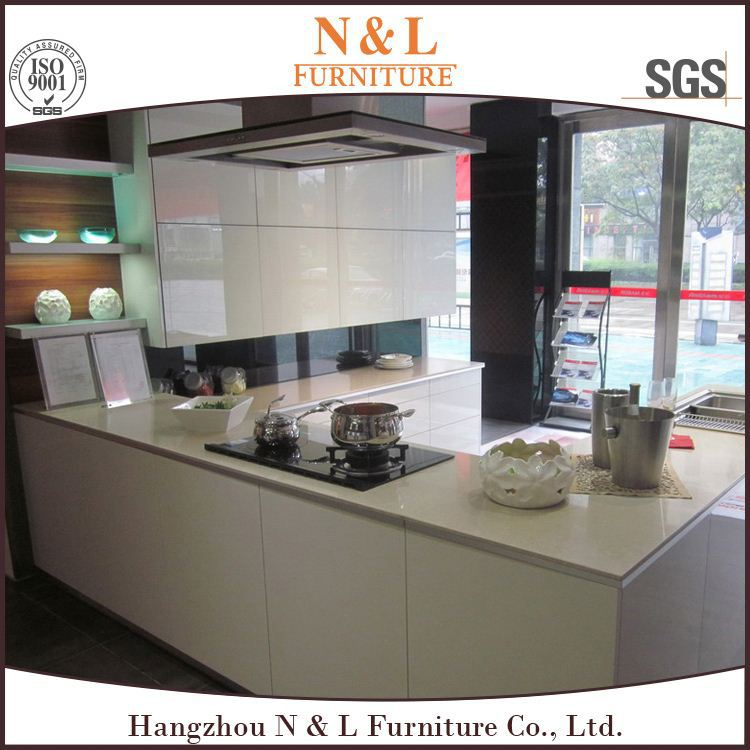 shopping round individual kitchen cabinet with hign quality kitchen accessories guangzhou