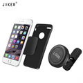 Fexible mini mobile phone support universal air vent magnetic vehicle mounts