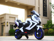 Easy Assembled Kids ride On Electric Motorcycle Car Three Wheels Motorcycle Cheap Price For Baby BQ3188