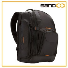 Newest camera laptop backpack, waterproof dslr camera backpack