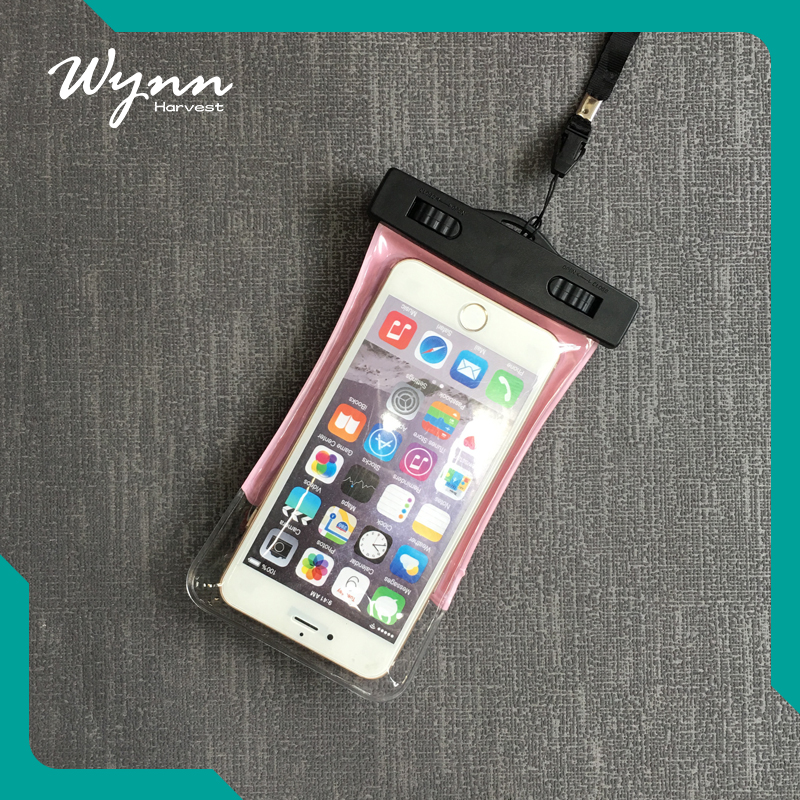 Popular waterproof 6s case dry bag phone