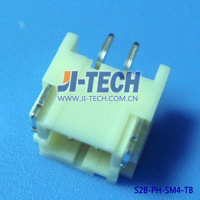 Jst Wire To Board Connector S2b-ph-sm4-tb Smt 2.0mm Pitch Ph Series ...
