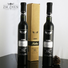 Chinese sweet red ice wine,as good as german wine and italian red wine