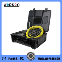 Hottest product! Made in China, underwater wells, blocked drains, pipe inspection camera