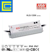 Mean Well HLG-120H-15B SMPS Design 120W 8A 15V Waterproof LED Dimmable Driver