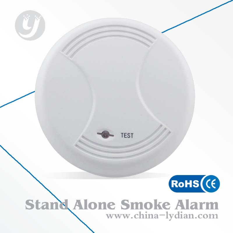 Fire Sentry Profile Smoke Detector and Fire Alarm for Home Security Sound And Flasing