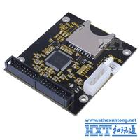 "SD TO 3.5"" IDE 40-Pin Male IDE To SD MMC Card Adapter"