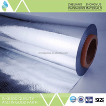 Thin Aluminium Foil Thermal Insulation Permeable Membrane For Roofing Material