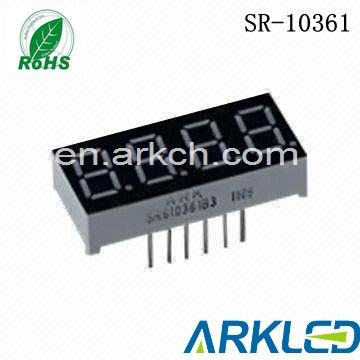 0.36 inch LED digital 2.50-32.0V Integrated Circuits Original and New Electronic Component