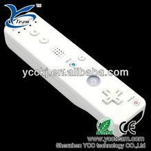 Brand New 2in1 Nunchuck Remote Controller for WII Motion Plus Inside