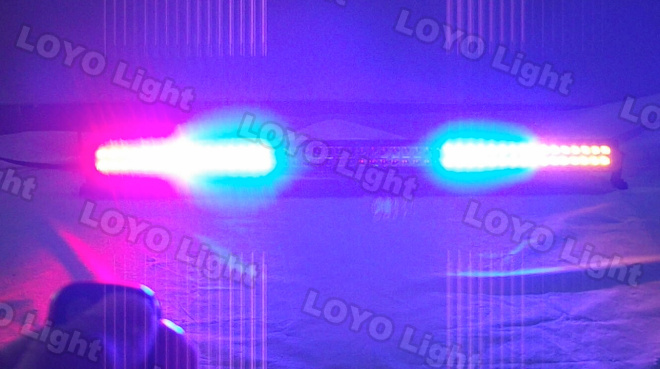 Color changing light bar RGB 288W 50 inch led light bar with wireless remote control for offroad, truck, 4x4, atv