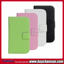 leather flip case for Samsung Galaxy Express i8730