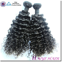 Factory Price Good Quality Tight Curly Human Hair Full Lace Wig