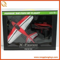 Top Electric Battery Power Shooting Plane