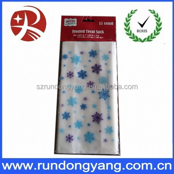 wholesale decorative candy flower bag with tie twist