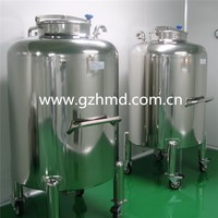 ultrasonic gel storage tank,SUS316 ultrasonic gel tank,sterility ultrasonic gel tank