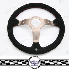 330mm JDM Kart Parts Car Steering Wheel, Kart Steering