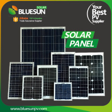 Bluesun 50w 60wp 70 watt solar panel pv module for solar street light