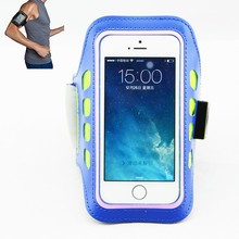 Running Buddy Neoprene Sport Armband for iPhone 5 iPhone 6