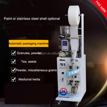 Hot sale vertical automatic salt packaging machine, quantitative filling salt packaging machine for food industrial