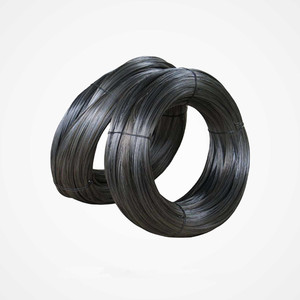 Soft black annealed iron binding wire/Q195 low carbon steel wire coil