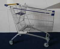 Metro 210litre heavy Duty Supermarket trolley hypermarket shopping cart,