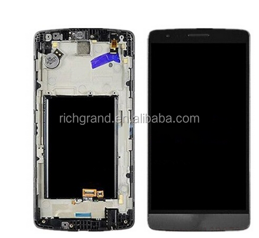 Tested LCD Screen for LG G3 mini D722 D724 LCD Touch Display Digitizer +Frame Assembly replacement