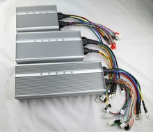 Electric vehicle brushless DC motor controller from 350W to 10000W
