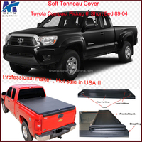 Hotsale truck accessaries tonneau cover clamps for Toyota Compact 6' Short Bed 89-04