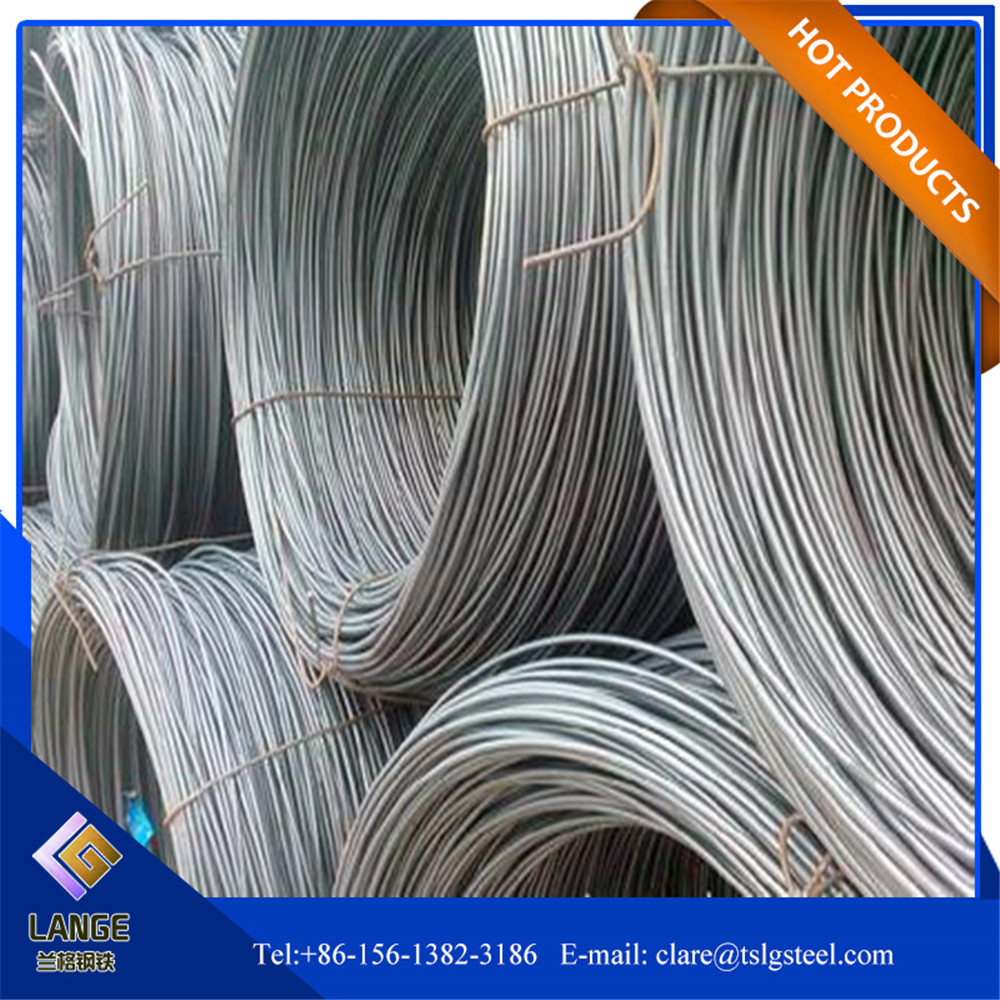 5.5mm-18mm steel wire rod roofing nails/wire rod building materials