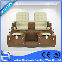 Doshower spa pedicure chair double chair triple spa pedicure chair