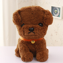 Factory Wholesale Best Made Emulational Fluffy Dog Plush Dog Stuffed Animal Toys