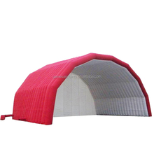 Exhibition cheap inflatable party tent inflatable stage music tent F4023