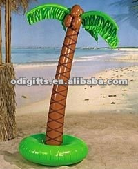 fake model inflatable palm tree PVC palm tree model