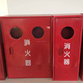 China Exporter Fire Fighting Tool Fire Extinguisher Steel Box Suit