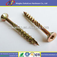 Type 17 Countersunk Torx Drive Screw for Wooden Deck Tile