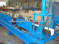 Metal Gutter Forming Machine