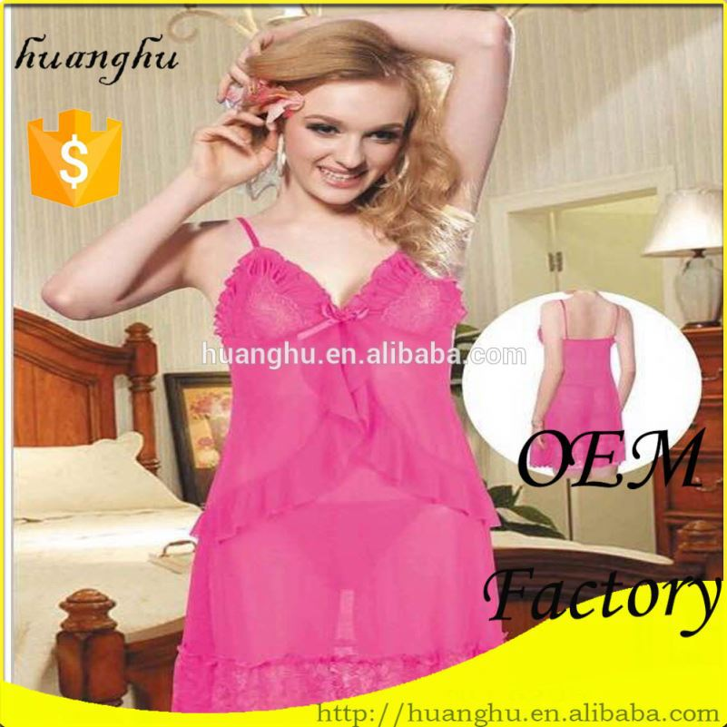 Top-selling slimming adult sexy lingerie transparente
