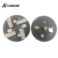 7 inch Arrow metal bond diamond cup wheel /grinding disc for concrete
