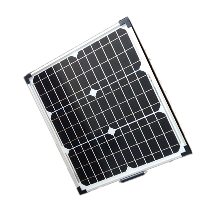 stable quality High efficiency portable 60w folding solar panel kits foldable solar panel