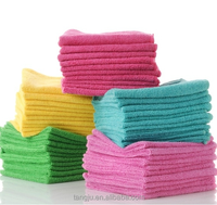 2017 wholesale 40*40cm,260gsm dust remove high absorbent cleaning towel for car from China supplier with cheap price
