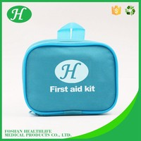 China supplier surgical supplies vehicle basic eva first aid kit