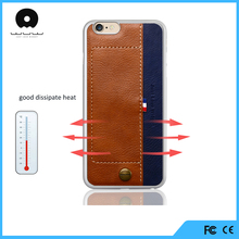 authentic wuw Leather Case For iPhone 6s Luxury Ultraslim Case With Stand For Iphone 6 6s and Plus