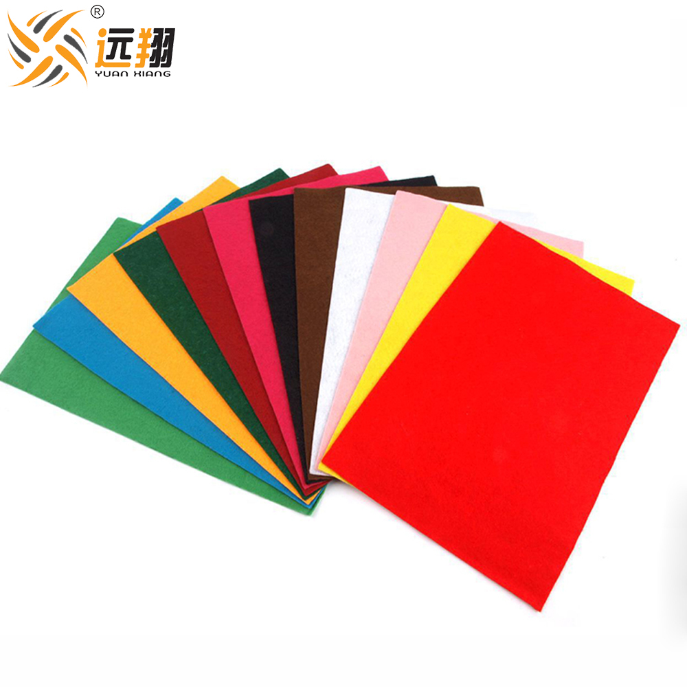 Manufacturer supply high quality eco-friendly felt