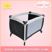 2016 outside baby playpen portable travel cot design